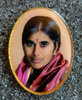 Stickpin with picture of Mother Meera